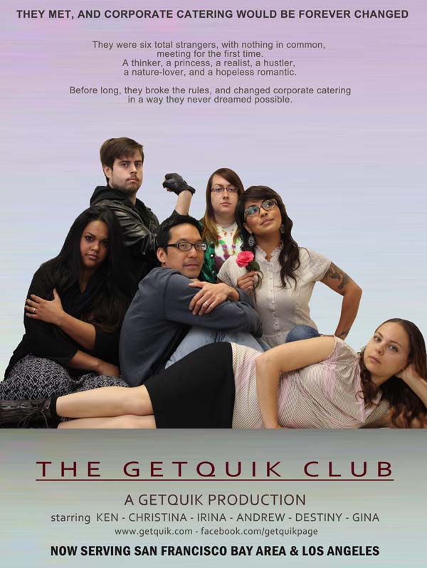 Gogocater Club Poster